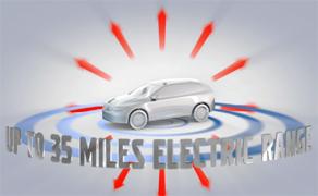Volvo Detroit Hybrid Concept